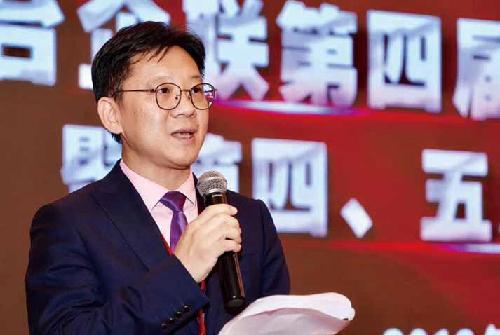 台企聯新任會長李政宏